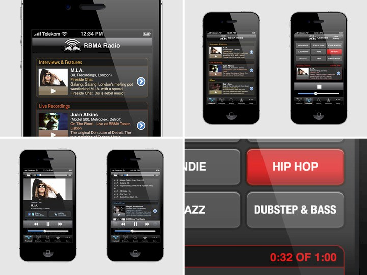Red Bull Music Academy Radio · App for iPhone