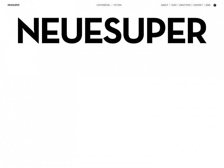 NEUESUPER Website