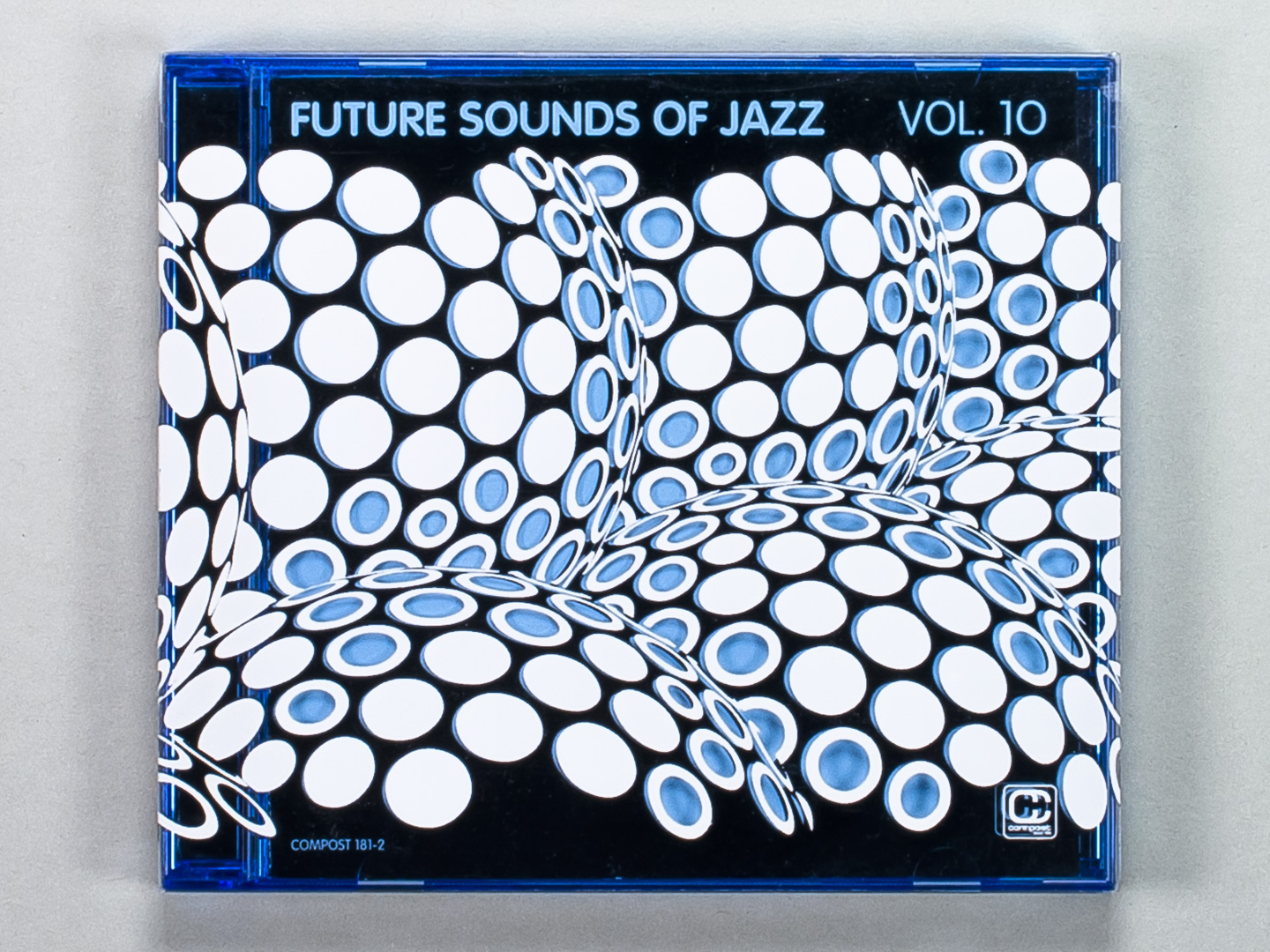 V.A. · Future Sounds Of Jazz · Vol. 10