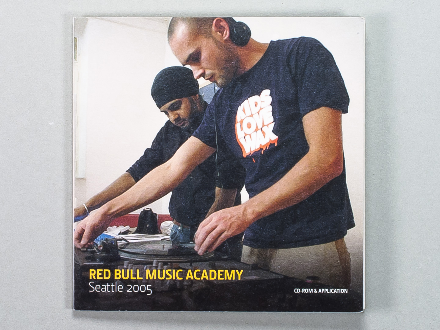 Red Bull Music Academy · Application Info · Seattle 2005