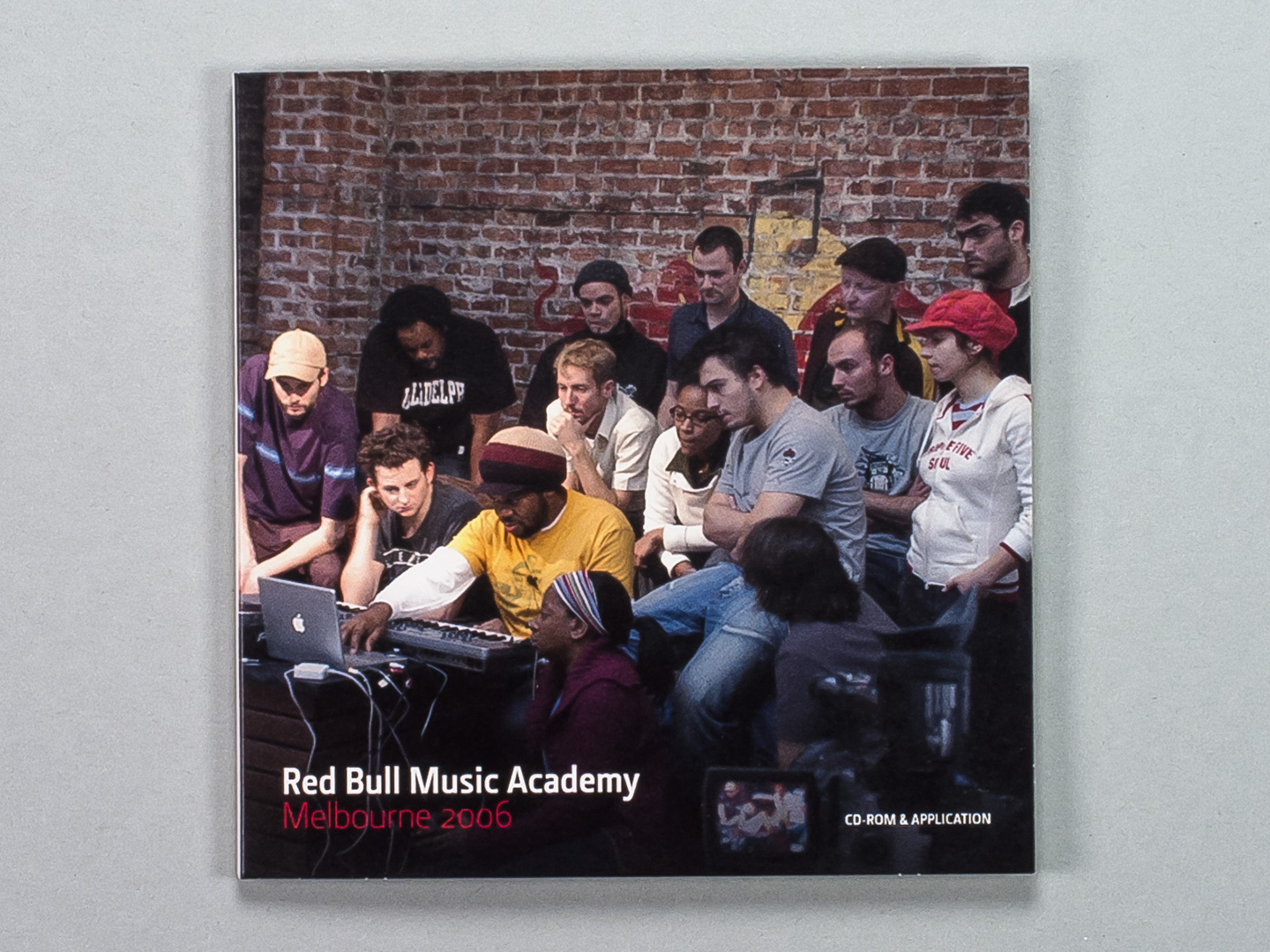 Red Bull Music Academy · Application Info · Melbourne 2006